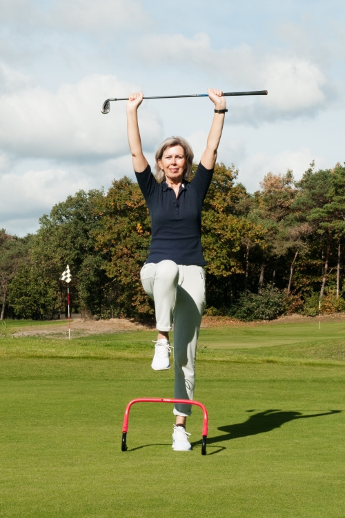 TPI, Personaltraining fit4golf golfperformance